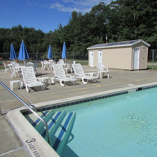 Campgrounds with a Pool